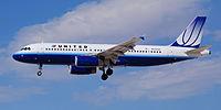 N453UA - A320 - AB Airlines