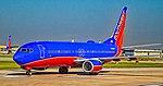 N500WR Southwest Airlines Boeing 737-8H4 s n 36898 (30089159468).jpg