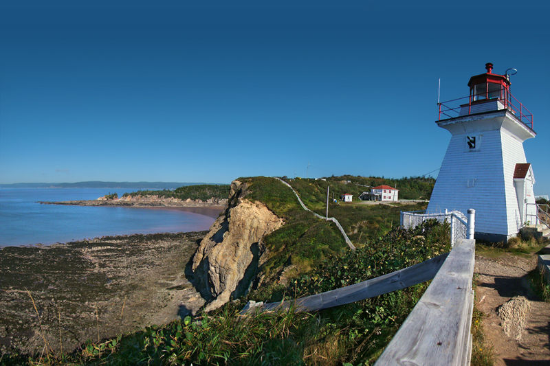 Cape Enrage, Bay of Fundy, New Brunswick, Canada