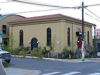 Northwestern Electric Company – Alberta Substation Historic building in Portland, Oregon, U.S.
