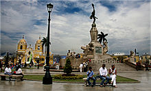 Trujillo Main Square