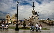 Trujillo Main Square