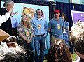 Nancy cartwright, james l brooks, harry shearer, yeardley smith simpsons stamp unveiling.jpg