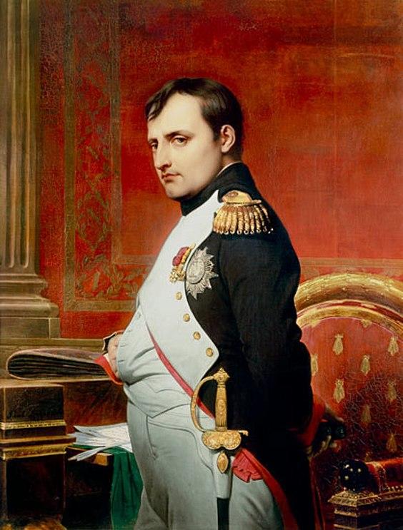 Наполеон Бонапарт – первый архитектор Объединённой Европы