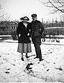 Narcyz Witczak-Witaczyński - Spotkania z udziałem małżeństwa Radziejewskich na terenie koszar przy ulicy 29 Listopada (107-10-4).jpg