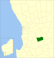 Narrogin shire (amalgamated) LGA WA.png