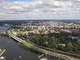 Valtatie 12 Oulu