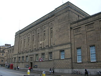 Reginald Fairlie - National Library of Scotland, 1938-1956
