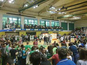 KK Krka - National title in 2014 finals