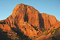 Navajo Sandstone (Lower Jurassic), Paria Point near sunset, Kolob Canyons, Zion National Park, sw Utah 5 (8425006444).jpg