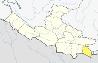 Parasi District District in Lumbini Province, Nepal
