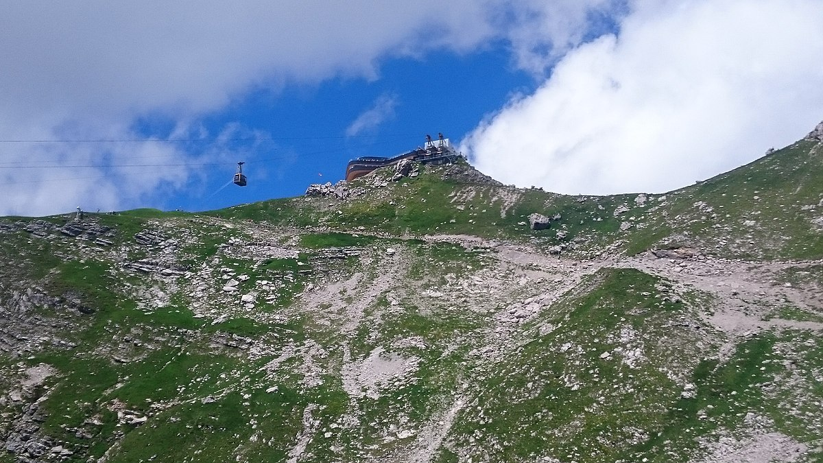 Nebelhorn Allg Uer Alpen Wikipedia