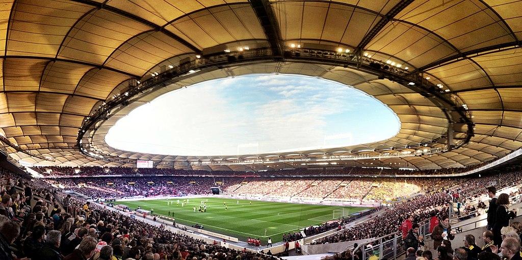 VFB Stuttgart | Neckarstadion 2011