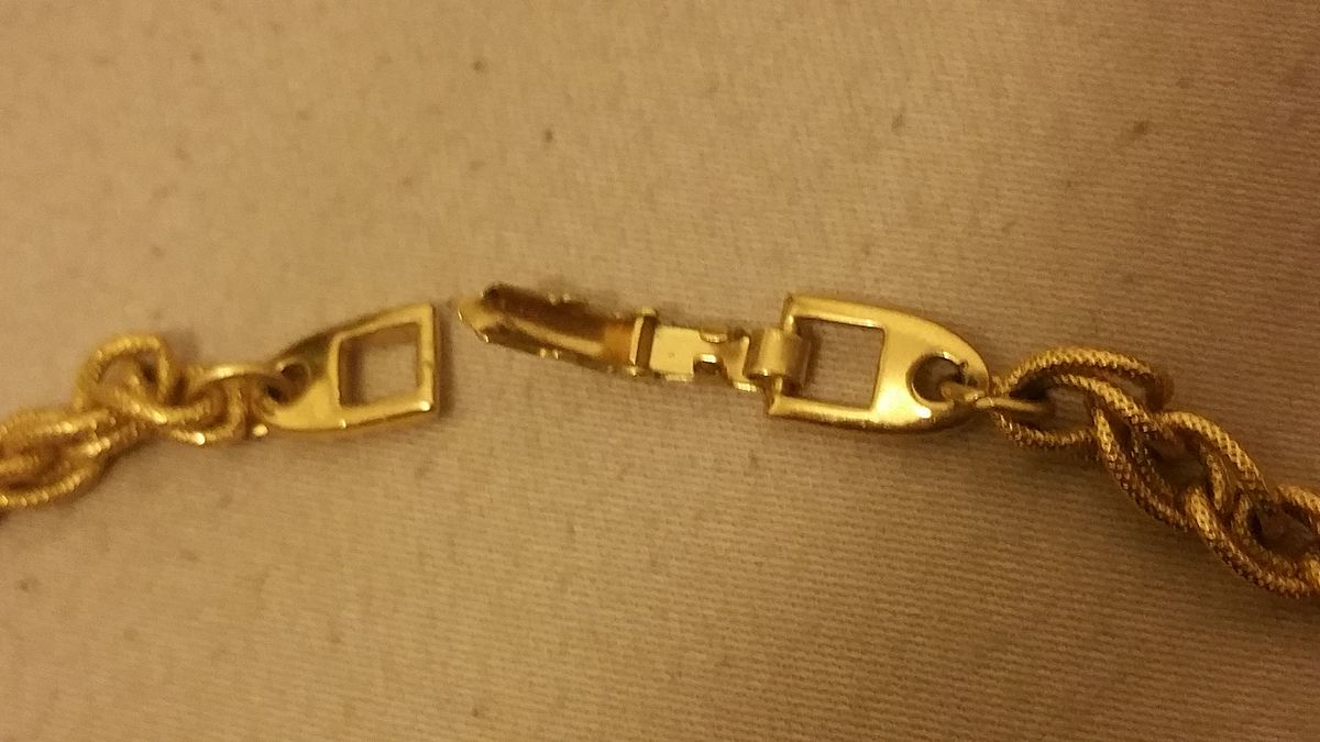 Neckless Clasp