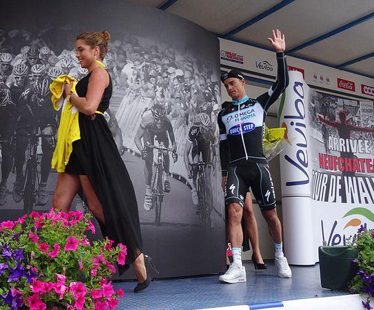 Neufchâteau - Tour de Wallonie, étape 3, 28 juillet 2014, arrivée (E11).JPG