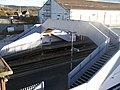 New Hythe Railway Station Footbridge - geograph.org.uk - 1097339.jpg
