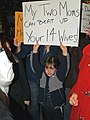 New York City Proposition 8 Protest outside LDS temple.jpg