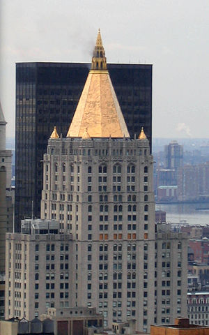 New York Life Building - Image: New York Life Insurance Building