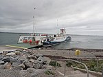 New ferry service on Carlingford Lough (geograph 5530604).jpg