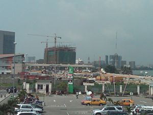Babatunde Fashola - Newly added toll gates and roads at the Lekki-Ẹpẹ Expressway.