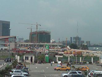 Babatunde Fashola - Newly added toll gates and roads at the Lekki-Ẹpẹ Expressway.