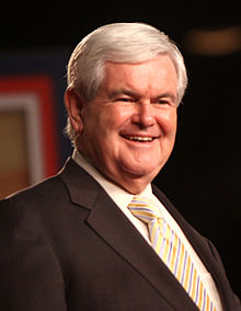 Newt Gingrich in 2011