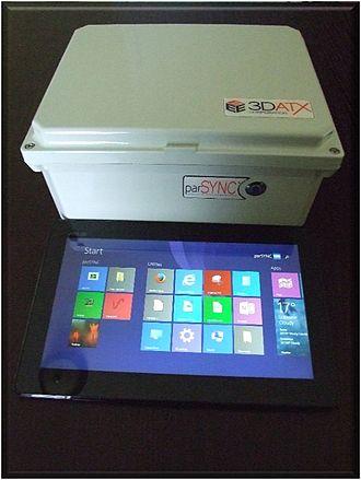 "Portable emissions measurement system - A next generation ""integrated PEMS"" (iPEMS) device."