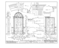 Nicholas Durie House, Schraalenburg Road, Closter, Bergen County, NJ HABS NJ,2-CLOST,4- (sheet 22 of 28).png