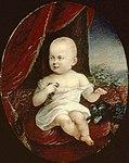 Nicholas II of Russia as child by A.G.Rockstuhl (1869, Hermitage).jpg