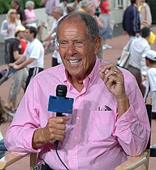 Nick Bollettieri na US Open 2006