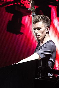 Nicky Romero beim Tomorrowland 2013