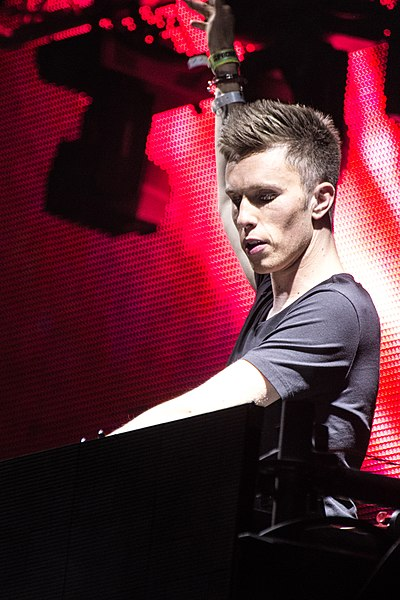 Picture of a band or musician: Nicky Romero