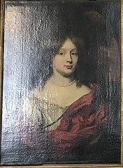 Portrait of Catharina Everwijn (1643-?)