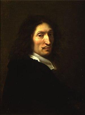 Nicolas Mignard - Self-portrait, 1621-1668, Calvet Museum