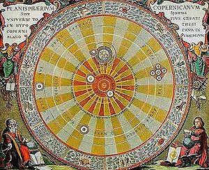 Nicolaus Copernicus - Heliocentric Solar System