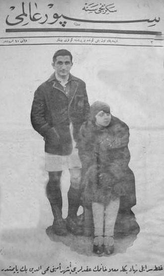 Nihat Bekdik - Nihat Bekdik – 1926