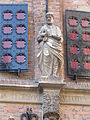 Nijmegen - Latijnse School - Apostel Petrus van Giuseppe Roverso.jpg