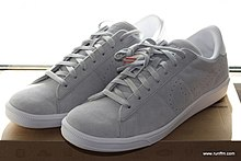 separation shoes 0fdee 14c5c A pair of grey