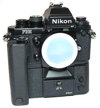 Nikon F3 - Nikon F3H High Speed 13 Frames per second