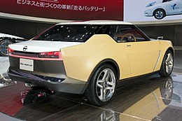 Nissan IDx Freeflow rear-right 2013 Tokyo Motor Show.jpg