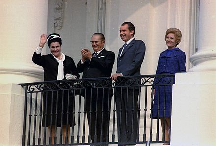 Josip Broz Tito was the leader of Yugoslavia from 1944 to 1980. Pictured: Tito with US president Richard Nixon in the White House, 1971. Nixontito19712.jpg