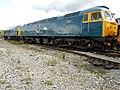 No.47401 North Eastern (Class 47) & no.45108 (Class 45) (6156528069) (3).jpg