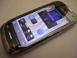 Image illustrative de l'article Nokia C7