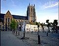 Noord-Frankrijk Aire-Sur-La-Lys Place des beguines - 356495 - onroerenderfgoed.jpg