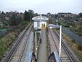 North Sheen stn high eastbound.JPG
