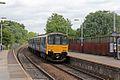 Northern Rail Class 150, 150137, Appley Bridge railway station (geograph 4531352).jpg