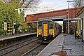 Northern Rail Class 150, 150277, Eccleston Park railway station (geograph 3795614).jpg