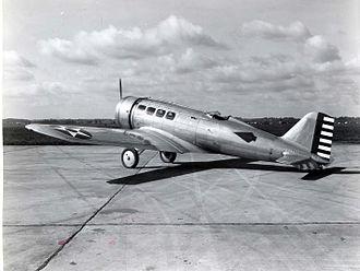 Northrop Alpha - USAAC Northrop Alpha