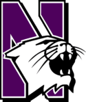Northwestern Wildcats athletic logo