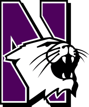 2009 Northwestern Wildcats football team - Image: Northwestern Wildcats